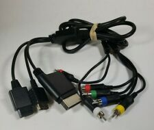 HD A/V Combo Cable Connects XBox 360, PS2, PS3 Wii to HDTV, Home Theater System