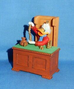 Hallmark 2010 Scrooge McDuck as Ebenezer Mickey's Christmas Carol #2 Ornament