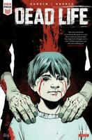 DEAD LIFE #1 CVR A Statix Press 1st Print Titan Comics 2018 NM
