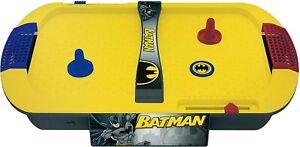 Dc Batman Air Jet Hockey Table Haut Électronique Arcade Jeu Noël Jouet 42145