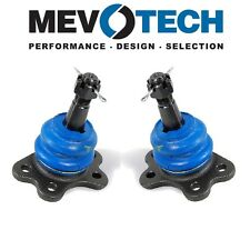 For Cadillac Chevrolet Blazer Pair Set of 2 Front Upper Ball Joints Mevotech
