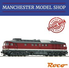 "Roco HO 1:87 Ludmilla BR 132 392-2 Diesel locomotive DR ""DCC-DIGITAL"" UNBOXED"