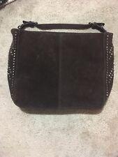 Black Rivet Handbag