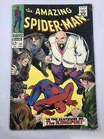 The Amazing Spider-man #51 12¢ 1st Appearance of Joseph Robertson (2nd Kingpin)