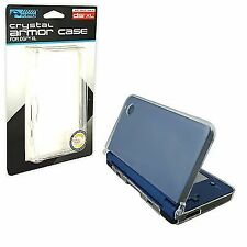 KMD Crystal Armor Case for Nintendo DSi XL Clear