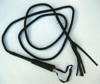 Bull Whip Wip 2m 6ft Long Cowboy Indiana Fancy Dress Costume