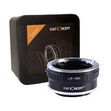 K&F Concept LR-NEX Adapter Leica R L/R to Sony NEX / E Mount Adapter (KF06.074)