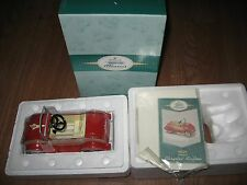 Hallmark Kiddie Car Classics 1934 Garton Chrysler Airflow Mib With Card