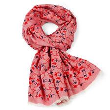Écharpes et châles multicolores coton mélangé pour femme