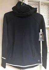 NEW GAPFIT Women's Fleece Long Sleeve Hooded ACTIVE WEAR Top Jumper - RRP $80