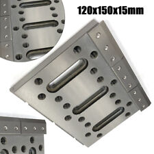 120*150*15mm Fixture Tool Fixture Board Jig Tool Clamp Platen Wire Edm Stainless