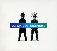 Ultimate Pet Shop Boys - Pet Shop Boys (2010, CD NUEVO)