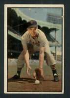 1953 Bowman Color #125 Fred Hatfield G Tigers 88614