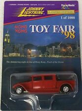 Johnny Lightning Hong Kong Toy Fair '98  Red Vintage Truck