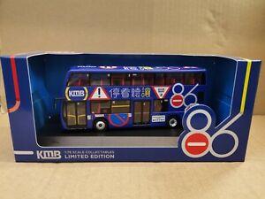 "HONG KONG KMB BUS DENNIS ENVIRO 400 ""86th Anniversary "" ATSE46 Route:86"