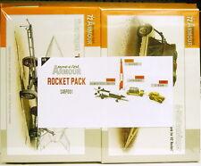 Paket A4/V2 Wunderwaffe V-2 ,1:72, 4 Bausätze,Plastik, Special Armour, NEU