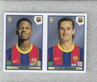 rookie sticker Ansu Fati Barcelona FIFA 365 2021 Panini #117