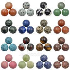 25mm 30mm 35mm Natural Gemstone Round Ball Crystal Healing Decor Statue Sphere