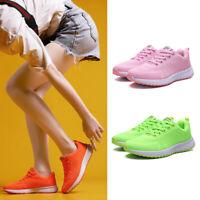 Damen Turnschuhe Laufschuhe Walkingschuhe Fitness Sneaker Sportschuhe Freizeit