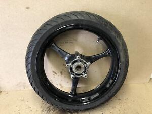 Suzuki GSXR 1000 K7 K8 2007-2008 Front Wheel Rim Tyre