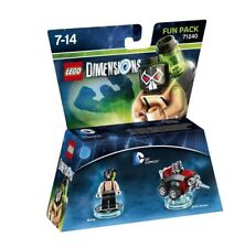 LEGO Dimensions 71240 Bane Drill Driver Batman DC Comics Figur Fun Pack
