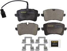 Disc Brake Pad Set-Total Solution Semi-Metallic Brake Pads Rear Monroe DX1547W