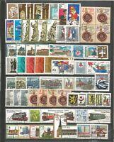 DDR  1984 gestempelt  kompletter Jahrgang