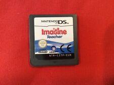 Imagine a Master D'School Teacher Nintendo DS Cartridge only Pal Fr