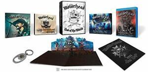 MOTÖRHEAD - END OF THE WÖRLD (LIMITED EDITION BOXSET)  4 CD+DVD NEUF