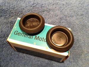 """GM 1"""" Body Plugs NOS Cadillac 1955 59 69 75 DeVille Eldorado Fleetwood Series 62"""