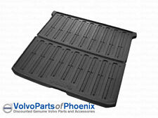 GENUINE VOLVO V70 XC70 OFF BLACK MOLDED PLASTIC LOAD COMPARTMENT MAT NEW OEM