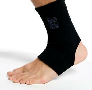 NEW - Nikken KenkoTherm Far Infrared Negative Ion Ankle Support Wrap Large size