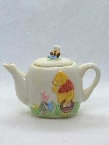 Vintage Ceramic Winnie the Pooh Children's Play Teapot