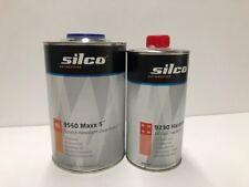 European Clear Coat 45% Solids 2K 2:1 Mix (Quart) High Gloss W/ FAST Hardener