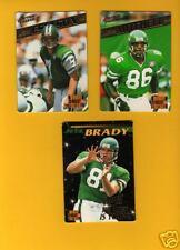 1995 MNF New York Jets Set BOOMER ESIASON KYLE BRADY JOHNNY MITCHELL