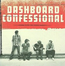 Dashboard Confessional : Alter the Ending CD new!