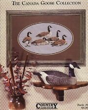 Canada Goose Collection Cross Stitch Booklet