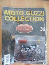 MOTO GUZZI COLLECTION 36 V50 MONZA 1:24 MODELLINO
