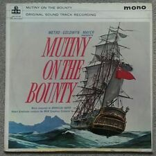 Mutiny On The Bounty (UK 1962) : Bronislau Kaper