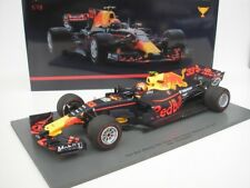Red bull Racing RB13 Gp Malaysian 2017 M.VERSTAPPEN Winner 1/18 spark New