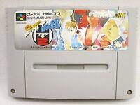 Super Famicom STREET FIGHTER ZERO 2 Nintendo Video Game Cartridge Only sfc