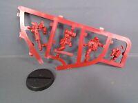 * PAYSAGE * 4 murs-Contrebandier necromunda 40K bolt action Malifaux warhammer