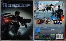 ROBOCOP 2014 - Blu-ray - Boitier STEELBOX -117 min -NEUF