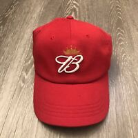 Dale Earnhardt Jr #8 Budweiser Flex Fitted NASCAR Hat by Chase Authentics OSFM