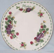 Royal Albert Covent Garden Fruits Plum Salad Plate
