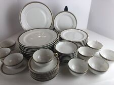 Vtg Haviland Limoges France Fine china dinnerware, Service For 9.