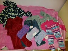 Girls toddler clothes 2t or 24 month lot of 12 pieces