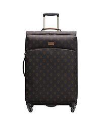 Unisex leichte weiche Koffer