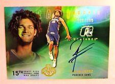 Robin Lopez Phoenix Suns 2008-09 UD NBA Radiance Auto Rookie 266/299
