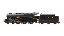Hornby R3557 Royal Scot Class 4-6-0 Royal Army Service Corps 6126 LMS Black OO